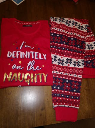 Ladies Christmas Pijamas, size S, M, L, XL