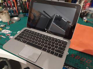 portatil note tablet HP.