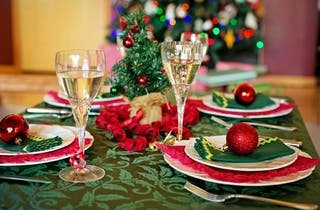 Celebra la nochebuena en nuestro local privado