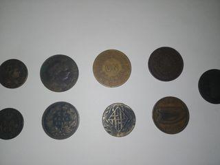 monedas españolas anteriores a 1.800