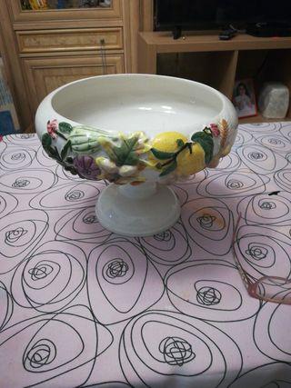 centro de mesa para decorar o poner fruta o flores