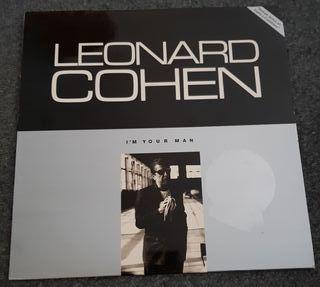 Vinilo Leonard Cohen - Im your man IMPECABLE