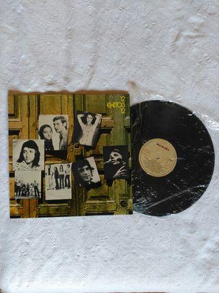 Vinilo LP 12 Éxitos 12 años 70