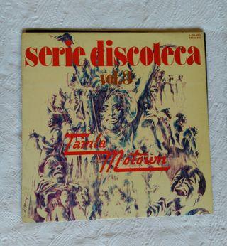 Vinilo LP Serie discoteca Vol. 3 Tamla Motown
