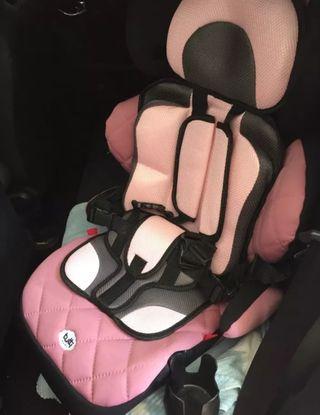 asiento de seguridad portatil trona/asiento coche