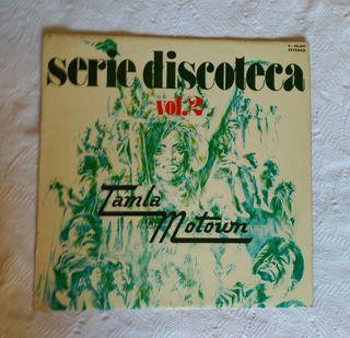 Vinilo LP Serie discoteca Vol. 2 Tamla Motown