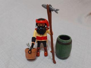 pescador Belén playmobil