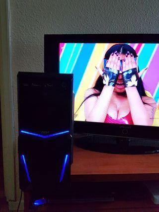Pc gaming i7 3.33ghz 8gb 2tb Gtx 660 oc 2gb