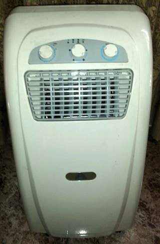 Aire acondicionado portátil muy poco uso (Más climatizadores en mi perfil
