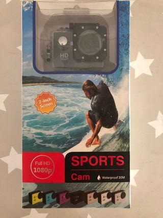 Cam sport full HD1080p