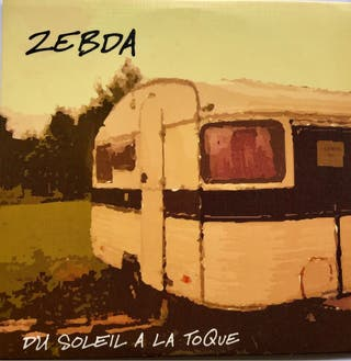 CD Single Zebda. Du soleil a la toque