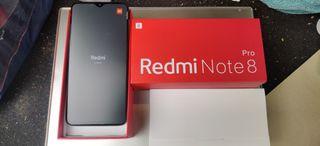 Xiaomi Redmi Note 8 pro 6gb 128gb azul nuevo
