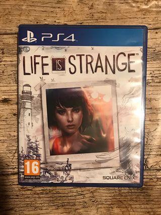 PS4 - Life is Strange
