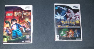 Pack juegos infantiles wii