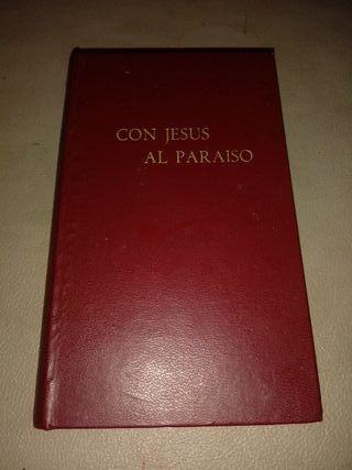 Libro Devocionario 'Con Jesús al Paraiso'