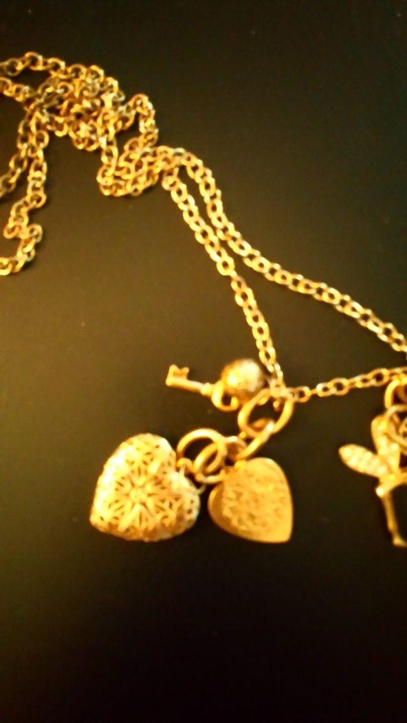 Vivieene Westwood Charm Necklace..
