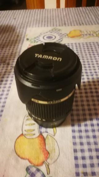 objetivo marca Tamron 18-270