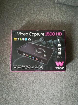 Captura vídeos de alta calidad