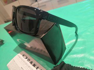 gafas de sol oakley holbrook nuevas negras