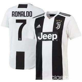 Camiseta Juventus original cr7 18/19