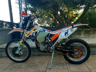 KTM EXC 450 2014 Full