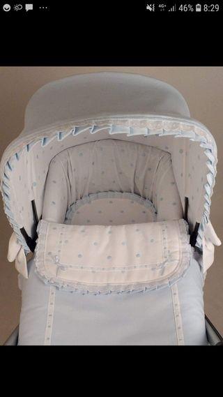 Fundas para capazo y silla Bugaboo Camaleón