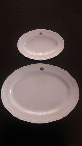 Vajilla Royal Kent porcelana