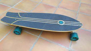 Longboard Skate Oxelo Fish