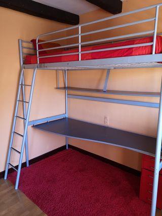 Conjunto completo dormitorio juvenil
