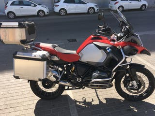 BMW R1200GS ADVENTURE LC 2015