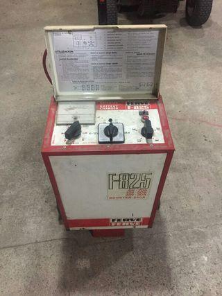 cargador arrancador baterias profesional