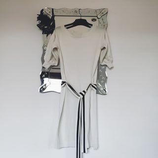 vestido punto MANGO