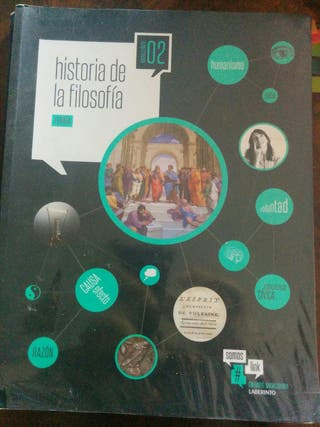 Libro 2°Bachillerato Historia de la Filosofía