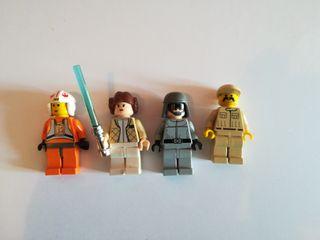 figuras Lego star wars originales