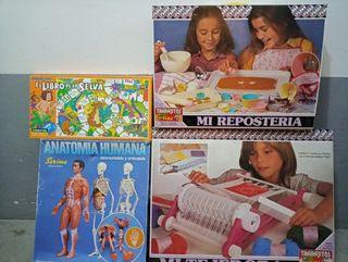 juguetes antiguos años 80