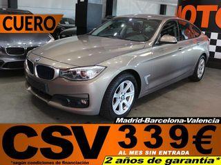 BMW Serie 3 318d Gran Turismo 105 kW (143 CV)