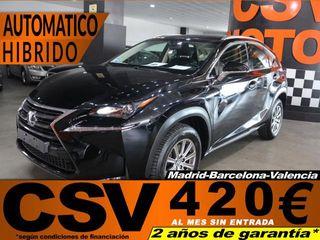 Lexus NX 300h 145 kW (197 CV)