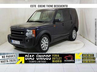 Land-Rover Discovery 2.7 TDV6 SE 7 PLAZAS