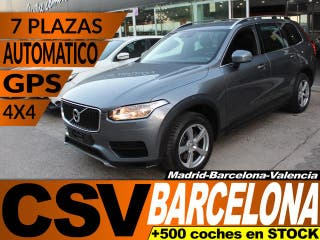 Volvo XC90 D5 AWD Kinetic Auto 165 kW (225 CV)