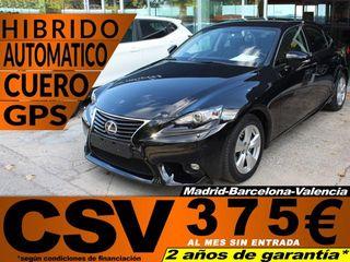 Lexus IS 300h 164 kW (223 CV)