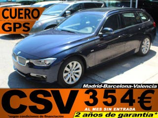 BMW Serie 3 325d Touring 160 kW (218 CV)