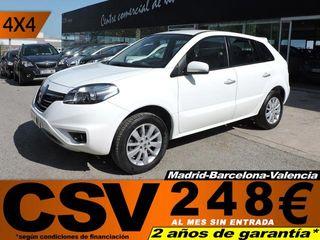 Renault Koleos dCi 150 Expression 4x4 110 kW (150 CV)