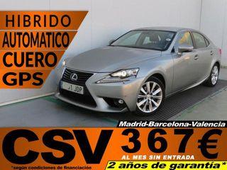 Lexus IS 300h Executive Tecno 164 kW (223 CV)