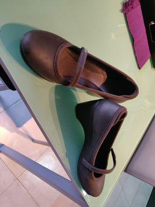 Zapatos Camper de segunda mano por 10 € en Igualada en WALLAPOP