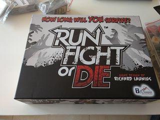 Run Fight or Die más expansión 3