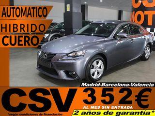 Lexus IS 300h Executive 164 kW (223 CV)