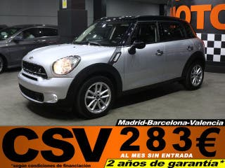MINI MINI Countryman Cooper SD 105 kW (143 CV)