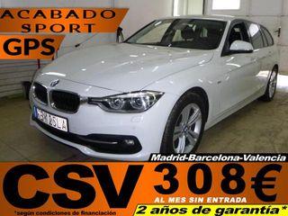 BMW Serie 3 318i Touring 100 kW (136 CV)