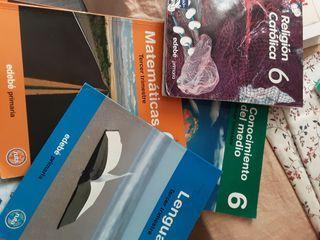 Libros 6* primaria.