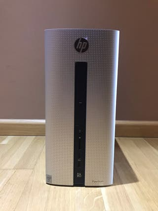 Pc Sobremesa HP i5 8 gb ram gráfica 2 gb 1 Tb